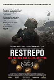 Movie Review for Restrepo, Diana Paul