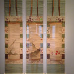 Lotus-deer-and-maple-leaves-1800-50-School-of-Sakai-Hoitsu-set-of-3-hanging-scrolls-ink-and-colors-on-silk
