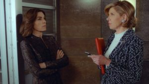 The Good Wife finale