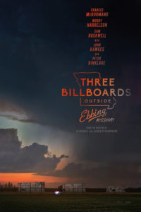 Three Billboards in Ebbing, Missouri