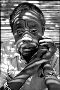 James Baldwin in France