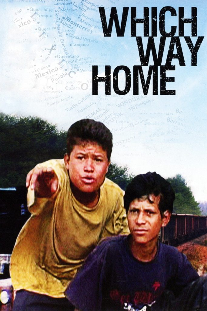 Which Way Home review about immigrant children crossing the Mexico-US border in 2005.